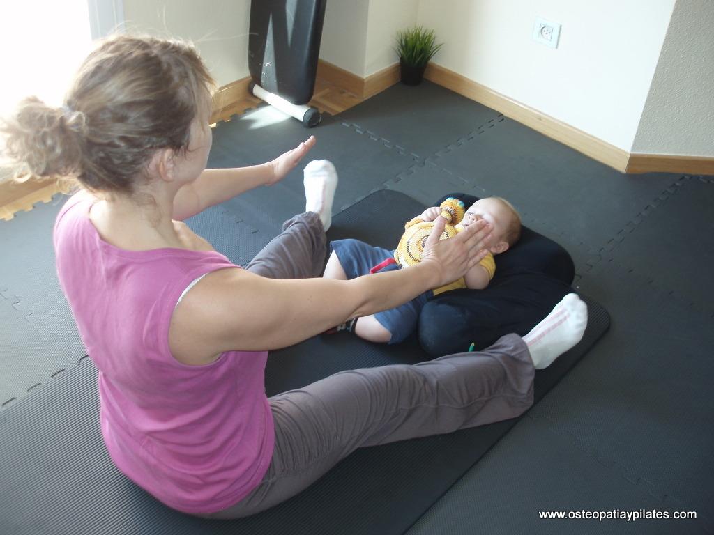 Pon un poco de Pilates en tu vida: agosto 2012
