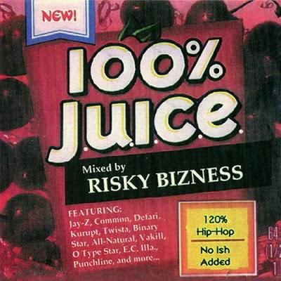 J.U.I.C.E. & DJ Risky Bizness – 100% J.U.I.C.E. (2001) Flac