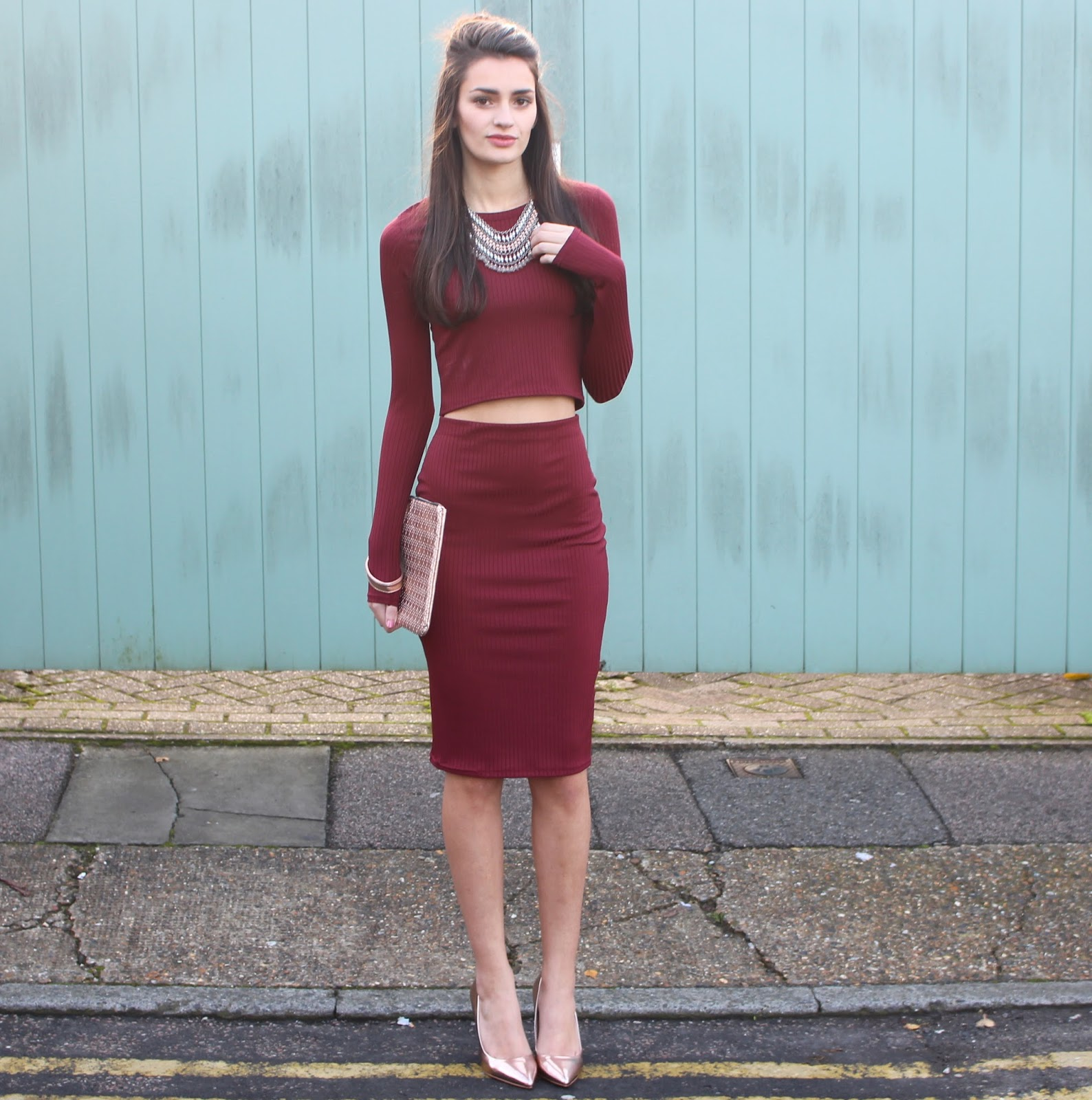 Three Christmas Party Looks: #2 | Peexo