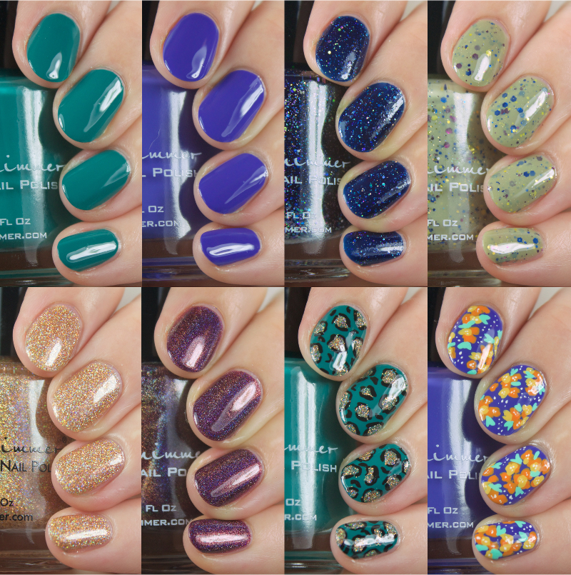 Wondrously Polished: KBShimmer - Fall 2015: Swatches, Review & Nail Art