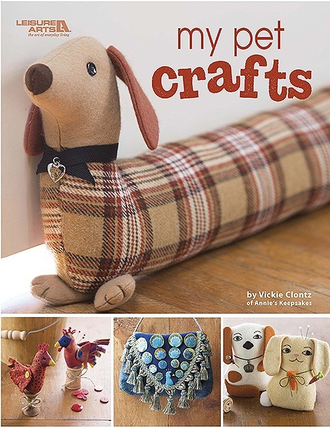 My Pet Crafts - Leisure Arts