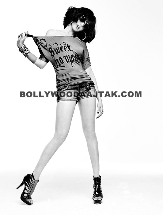 Genelia D'Souza Latest Photoshoot for Fastrack Shades