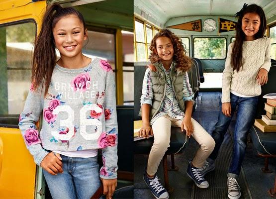 ropa niños otoño invierno 2014 2015 HM
