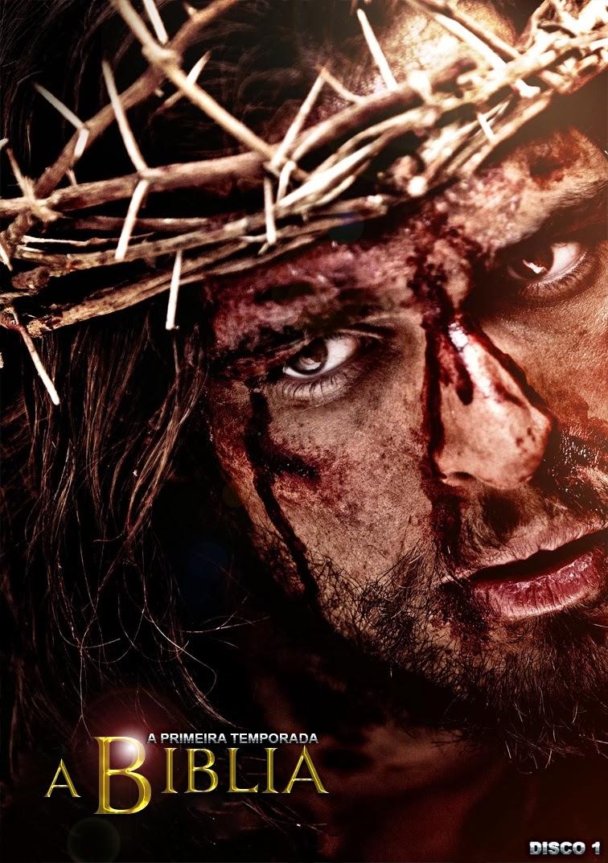 A Bíblia: 1ª Temporada Completa – Dublado