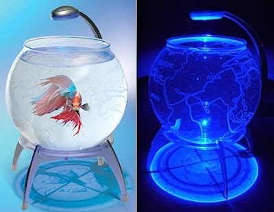 Creative Aquariums and Modern Fish Tanks Designs (15) 9
