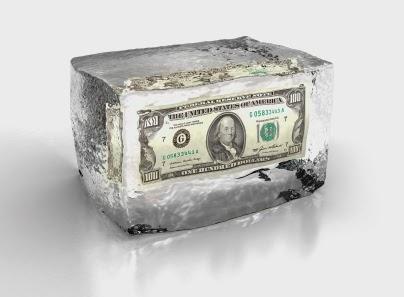 Zamrożone pieniądze