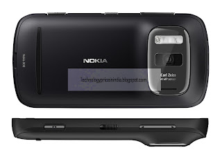 Nokia 808 PureView Specifications and Price in India