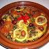 طاجين السمك بالخظر من أعماق المطبخ المغربي