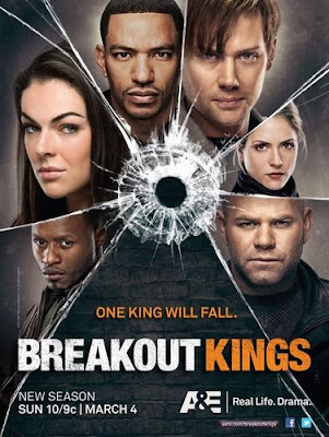 Watch Breakout Kings: Season 2 Episode 2 Hollywood TV Show Online | Breakout Kings: Season 2 Episode 2 Hollywood TV Show Poster