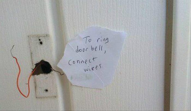 15 Funny Front Door Notes Every Parent Can Relate To. Part 2 & dsgggggdgdgrth: 15 Funny Front Door Notes Every Parent Can Relate To ...