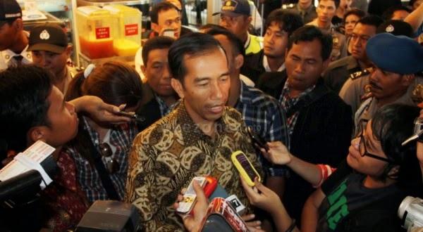 [HOTNEWS] Jokowi Resmi Jadi Capres PDIP