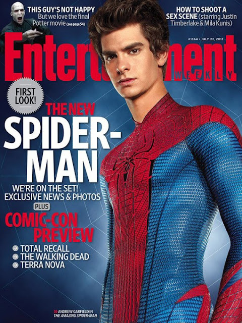 spiderman+4 billyinfo1 [Gambar] Pelakon Terbaru Spiderman 4   Andrew Garfield