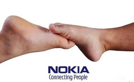 Nokia Logo Connecting People 360x640 Dis