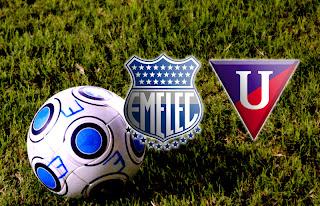 Partido Liga de Quito vs Emelec en Vivo