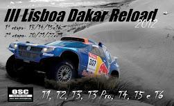 III Lisboa Dakar Relod 2012