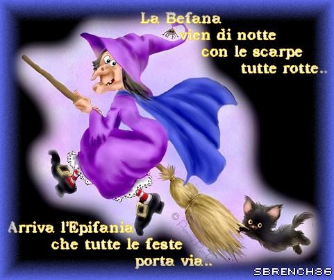 Yamarieun Mondo Di Dolci Bontà Buona Befana 2012 A Tutti