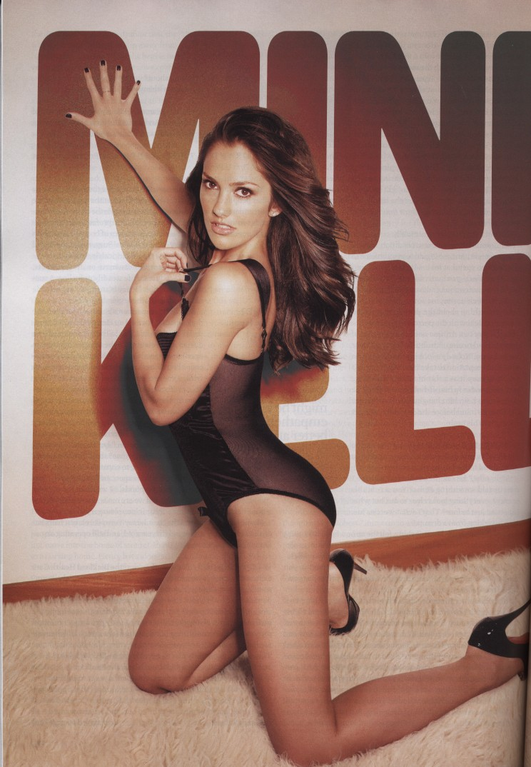 Really. kelly minka sexiest woman alive consider, that