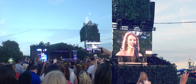 taylor swift bst hyde park 1989 tour london
