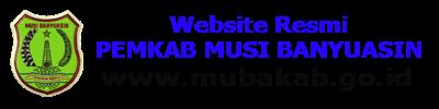 Website Pemkab Musi Banyuasin