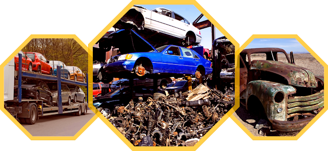 Salvage Cars-Raleigh Junk Yard