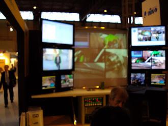 Central de monitoramento de imagens