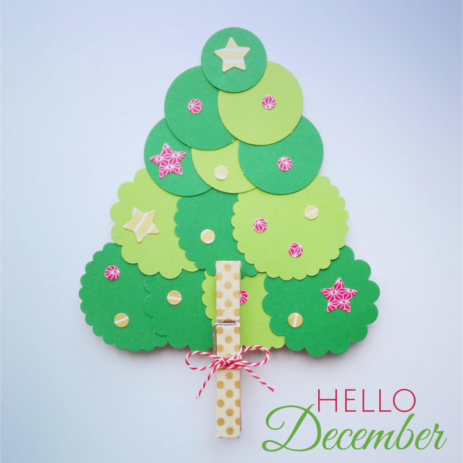 Menta m s chocolate recursos y actividades para - Arbol de navidad infantil ...