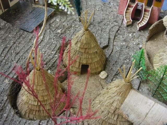 The Ancestors 1- Amerindians