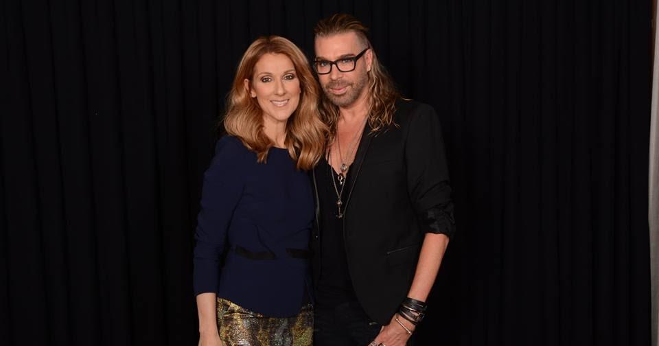 The Power Of Love Celine Dion Celine Dion Chaz Dean Las Vegas