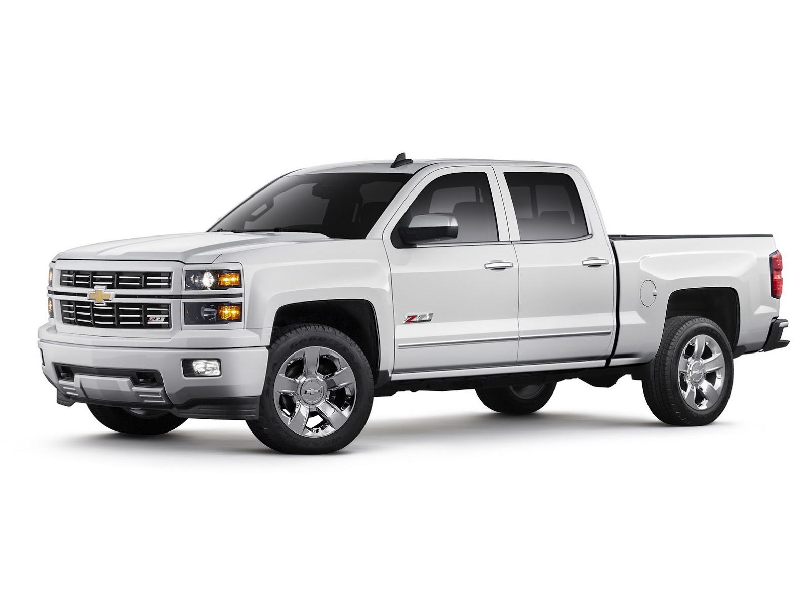 chevy gives 2015 silverado a body colored custom sport package. Black Bedroom Furniture Sets. Home Design Ideas