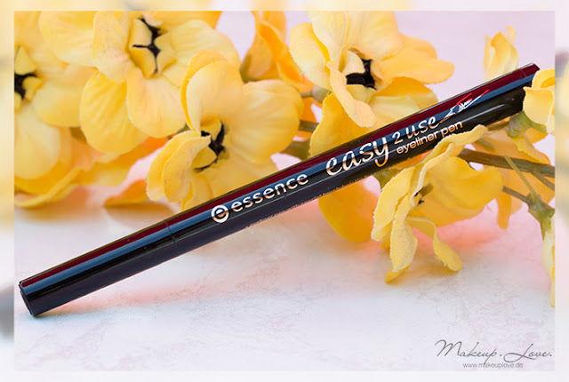 essence easy 2 use eyeliner pen review
