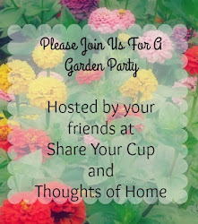Garden Party starting April 25th