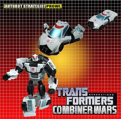 combiner wars prowl review