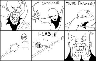 League of Legends funny comic