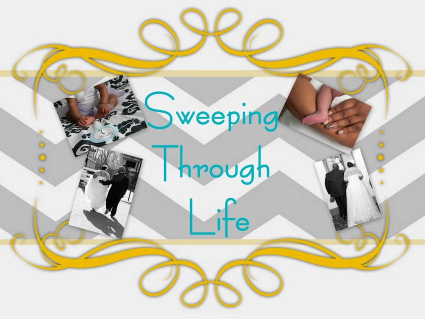 Sweeping Through Life