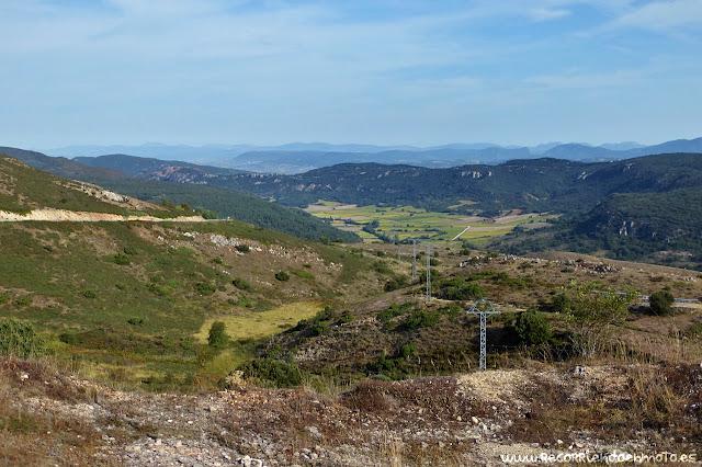 Inicio de PN montes Obarenes