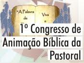CONGRESSO DE ANIMAÇÃO BIBLICA