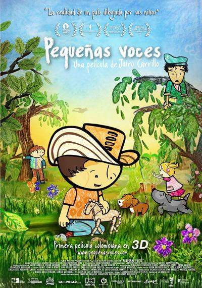 Pequeñas Voces DVDRip Español Latino Descargar 1 Link