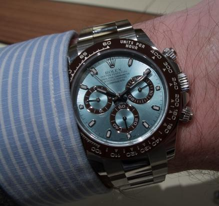 manual usuario rolex daytona