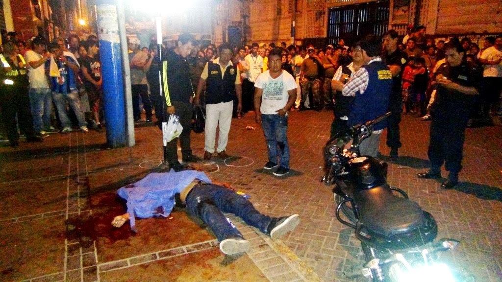 PRENSA AL D�A: HUACHO CAPITAL DEL CRIMEN Y LA DELINCUENCIA ...