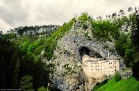 Predjama castle, predjamski grad
