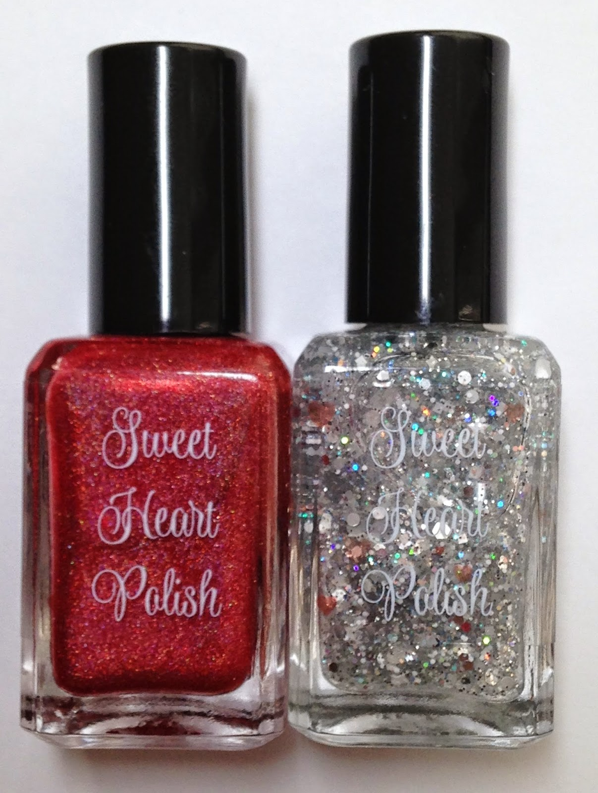 Sweet Heart Polish Christmas Duo
