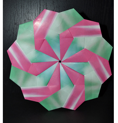 A2z photo gallery origami japanese art of paper folding for Craft work with paper folding