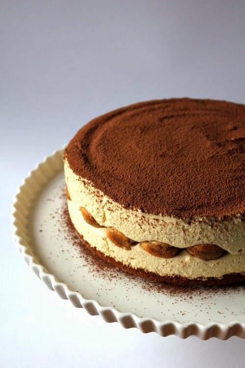 No Bake Cake Using Broas