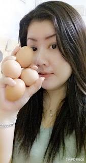 Chef Linda, Telur Urik Daging Cincang