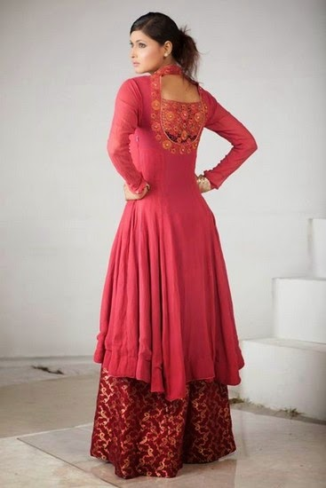 Ishtiaq Afzal Dress Collection 2014-2015 for Women