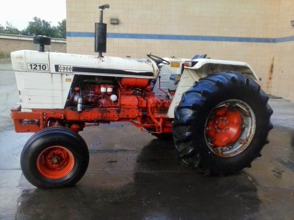 Case 1210 Tractor Parts : David brown