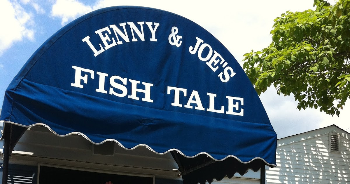 my favorite cafes lenny and joe 39 s fish tale