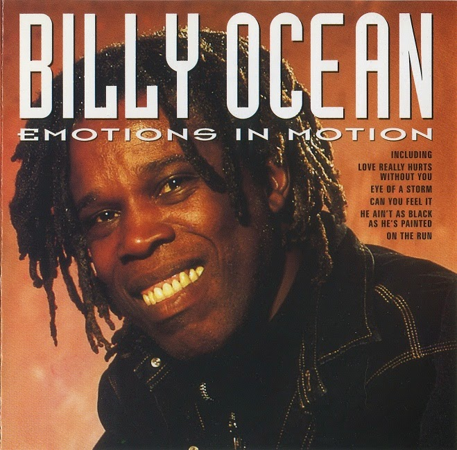 Billy Ocean - Emotions In Motion 1986