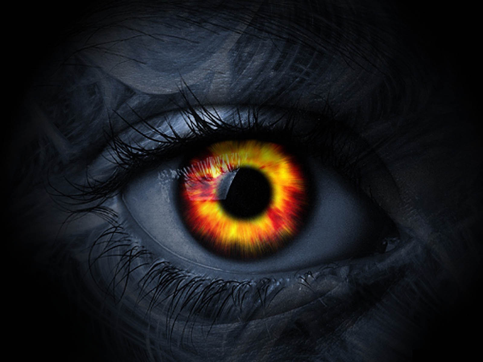 wallpapers: Horror Eye