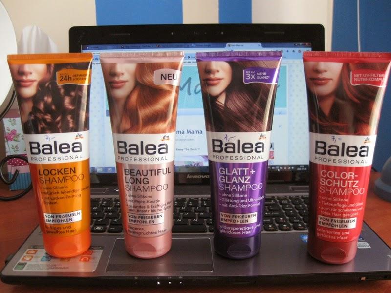 Wyprzedaż produktów Balea :)